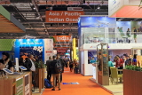 UK, LONDON, ExCel Centre, World Travel Market show, UK31195JPL