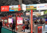 UK, LONDON, ExCel Centre, World Travel Market show, UK31215JPL