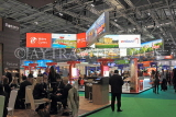 UK, LONDON, ExCel Centre, World Travel Market show, UK31216JPL