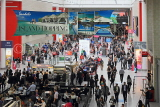 UK, LONDON, ExCel Centre, World Travel Market show, UK31219JPL