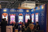 UK, LONDON, ExCel Centre, World Travel Market show, UK31240JPL