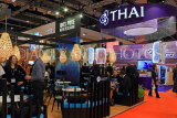 UK, LONDON, ExCel Centre, World Travel Market show, UK31269JPL