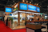 UK, LONDON, ExCel Centre, World Travel Market show, UK31275JPL