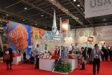 UK, LONDON, ExCel Centre, World Travel Market show, UK41644JPL