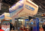 UK, LONDON, ExCel Centre, World Travel Market show, USA Florida stand, UK31193JPL