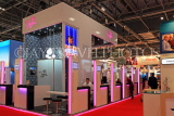 UK, LONDON, ExCel Centre, World Travel Market show, USA Las Vegas stand, UK31204JPL