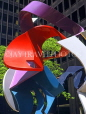 USA, Illinois, CHICAGO, Downtown, outdoor sculpture, CHI741JPL