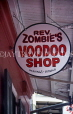 USA, Louisiana, NEW ORLEANS, French Quarter, Voodoo Shop sign, LOU257JPL
