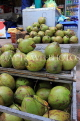 VIETNAM, Halong Bay, Ti Top Island, coconuts for sale, VT1774JPL