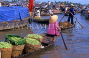 VIETNAM, Hoi An, Can Tho  Floating Market, VT511JPL