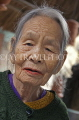 VIETNAM, Hoi An, elderly woman, posing for photo, VT2296JPL