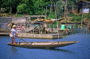 VIETNAM, Hue, Perfumed River and boat, VT340JPL