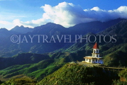 VIETNAM, Lao Cai province, Sapa, Hoang Lien mountains, French colonial building, VT502JPL